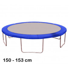 Aga trambulin rugótakaró 150 cm - Kék Előnézet
