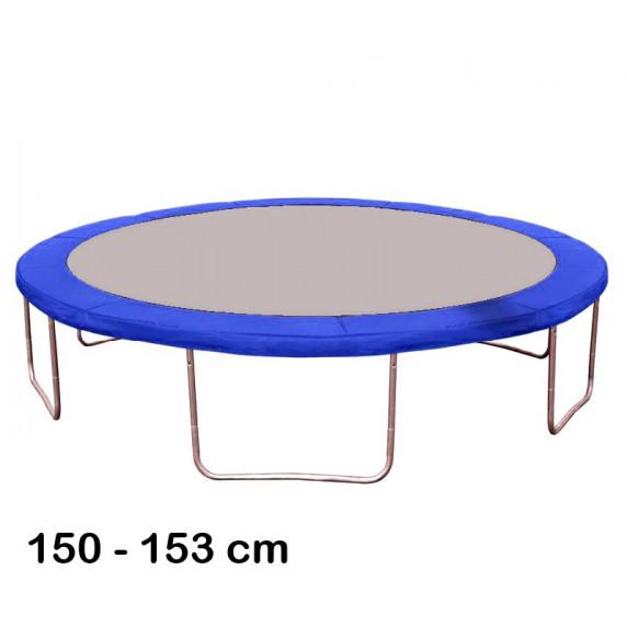 Aga rugótakaró 150 cm átmérőjű trambulinhoz - Kék