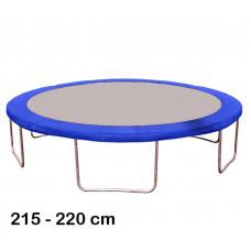 Aga rugótakaró 220 cm átmérőjű trambulinhoz - Kék