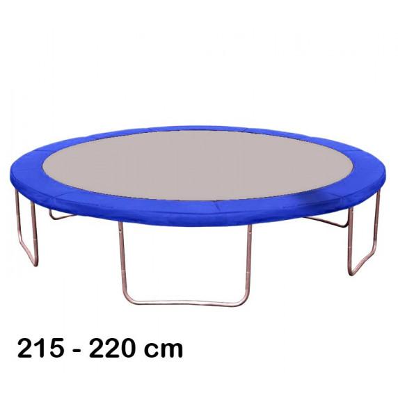 Rugótakaró 220 cm átmérőjű trambulinhoz AGA - Kék