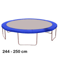 Aga rugótakaró 250 cm átmérőjű trambulinhoz - Kék