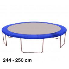 Aga rugótakaró 250 cm átmérőjű trambulinhoz - Kék Előnézet