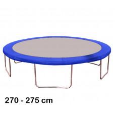 Aga trambulin rugótakaró 275 cm - Kék Előnézet