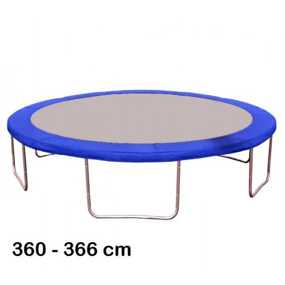 Rugótakaró 366 cm átmérőjű trambulinhoz AGA - Kék