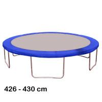 Aga rugótakaró 430 cm átmérőjű trambulinhoz - Kék