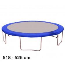 Aga rugótakaró 518 cm átmérőjű trambulinhoz - Kék Előnézet