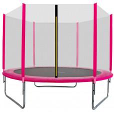 AGA SPORT TOP 180 cm trambulin - Rózsaszín Előnézet