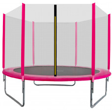 AGA SPORT TOP 250 cm trambulin - Rózsaszín Előnézet