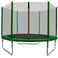 AGA SPORT TOP 305 cm trambulin - Sötét zöld