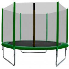 AGA SPORT TOP 250 cm trambulin - Sötét zöld Előnézet
