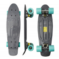 Gördeszka Aga4Kids Skateboard MR6015 - szürke
