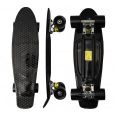 Gördeszka Aga4Kids Skateboard MR6016 - fekete Előnézet
