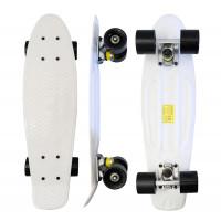Gördeszka Aga4Kids Skateboard MR6017 - fehér