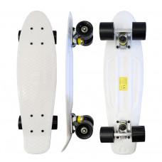 Gördeszka Aga4Kids Skateboard MR6017 - fehér Előnézet