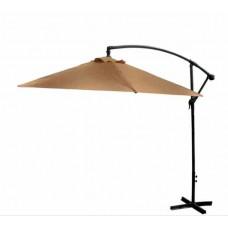 AGA EXCLUSIV Bony 300 cm Coffee függő napernyő Előnézet
