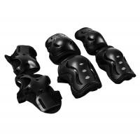Védőfelszerelés Aga4Kids M méret MR6024 - fekete