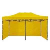 AGA kerti sátor 3O POP UP 3x6 m - Sárga