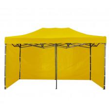 AGA kerti sátor 3O POP UP 3x6 m - Sárga Előnézet