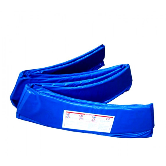 Rugótakaró 250 cm átmérőjű trambulinhoz AGA - Kék