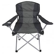 Linder Exclusive COMFORT kemping szék MC2500 - szürke Előnézet