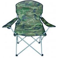 Kemping szék Linder Exclusive COMFORT MC2503 - terepszínű
