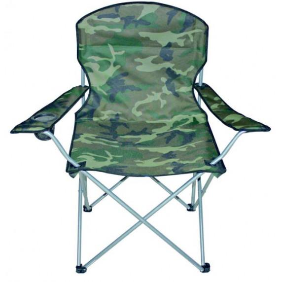 Linder Exclusive COMFORT kemping szék MC2503 - terepszínű