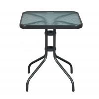 Kerti asztal Aga MR4351A 60x60x70 cm