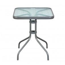 Kerti asztal Aga MR4351LGY 60x60x70 cm Előnézet