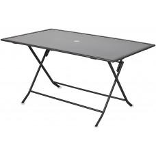 Összecsukható kerti asztal MR4358A 140 x 85 x 70 cm Előnézet