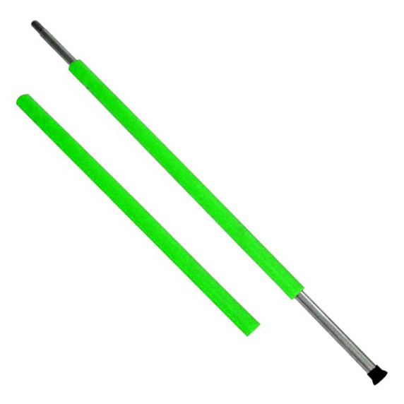 Habszivacs védő tartóoszlopra AGA MIRELON 70 cm - Világos zöld