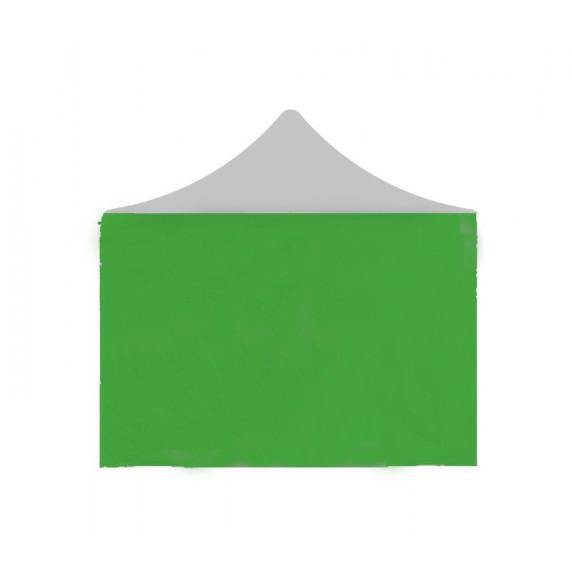 AGA Oldalfal kerti sátorhoz POP UP 3x4,5 m - Zöld