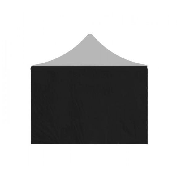 AGA Oldalfal kerti sátorhoz POP UP 3x4,5 m - Fekete