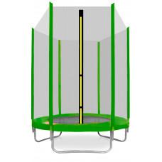 AGA SPORT TOP 150 cm trambulin - Világos zöld Előnézet
