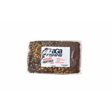Horgászcsali kukorica és repce keverék 1,8 kg AGA Fishing Előnézet