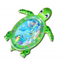 Gyerek felfújható alátét Aga4Kids MRWM06 - teknős zöld