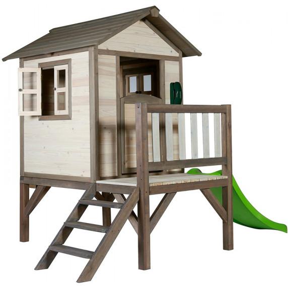 Fa kerti játszóház AXI LODGE XL