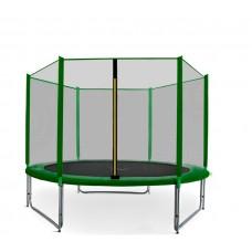 AGA SPORT PRO 305 cm trambulin - Sötét zöld