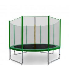 AGA SPORT PRO 335 cm trambulin - Sötét zöld Előnézet