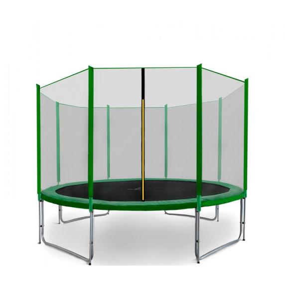 AGA SPORT PRO 366 cm trambulin - Sötét zöld