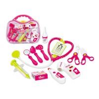 Aga4Kids Doctor orvosi játékszett - Pink