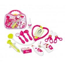 Aga4Kids Doctor orvosi játékszett - Pink Előnézet