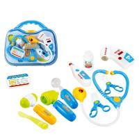 Aga4Kids Doctor orvosi játékszett - Blue