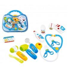 Aga4Kids Doctor orvosi játékszett - Blue Előnézet