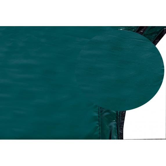 Rugótakaró 250 cm átmérőjű trambulinhoz AGA - Sötét zöld