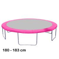 Aga rugótakaró 180 cm átmérőjű trambulinhoz - Rózsaszín