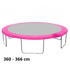 Aga rugótakaró 366 cm átmérőjű trambulinhoz - Rózsaszín Előnézet