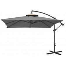 AGA EXCLUSIV CUBE 250 cm függő napernyő - sötétszürke Előnézet