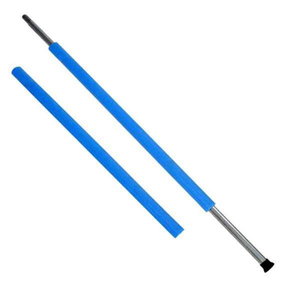 Habszivacs védő tartóoszlopra AGA MIRELON 45 cm - kék