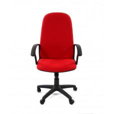 Chairman 289 NEW irodai forgószék karfával  - Piros Előnézet