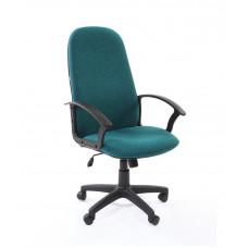 Chairman 289 NEW irodai forgószék karfával  - ZöLd Előnézet